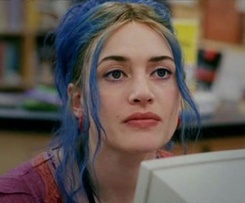 Kate Winslet As Clementine Kruczynski In Eternal Sunshine Of