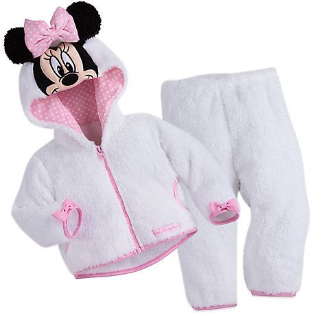 Minnie Mouse Jacket And Pants Set For Baby Walt Disney World