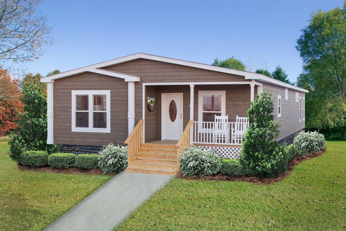 Photos Mcilroy 32dev32643ah Luv Homes Of Bryant Bryant Ar Clayton Homes Manufactured Home Double Wide Home