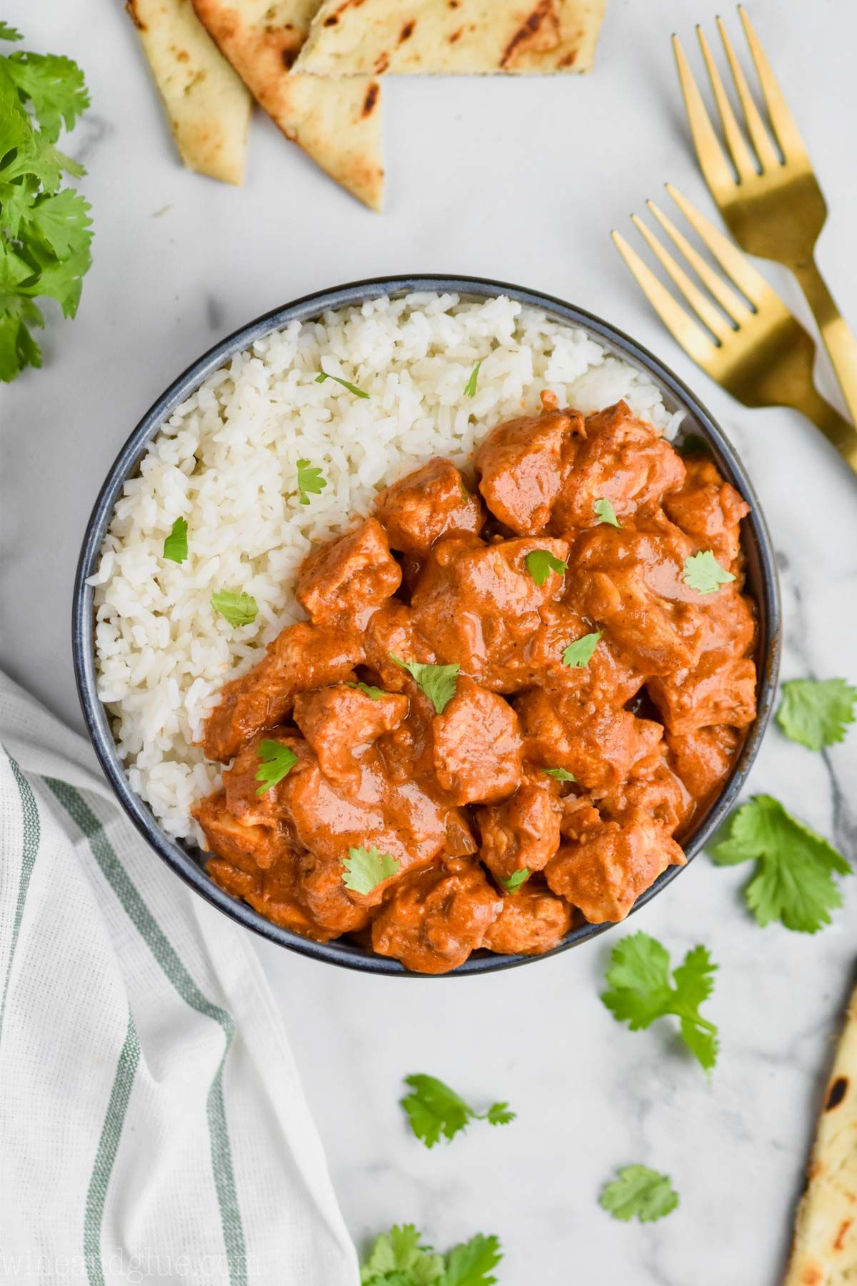 This Butter Chicken Recipe is so easy and so delicious. It ...