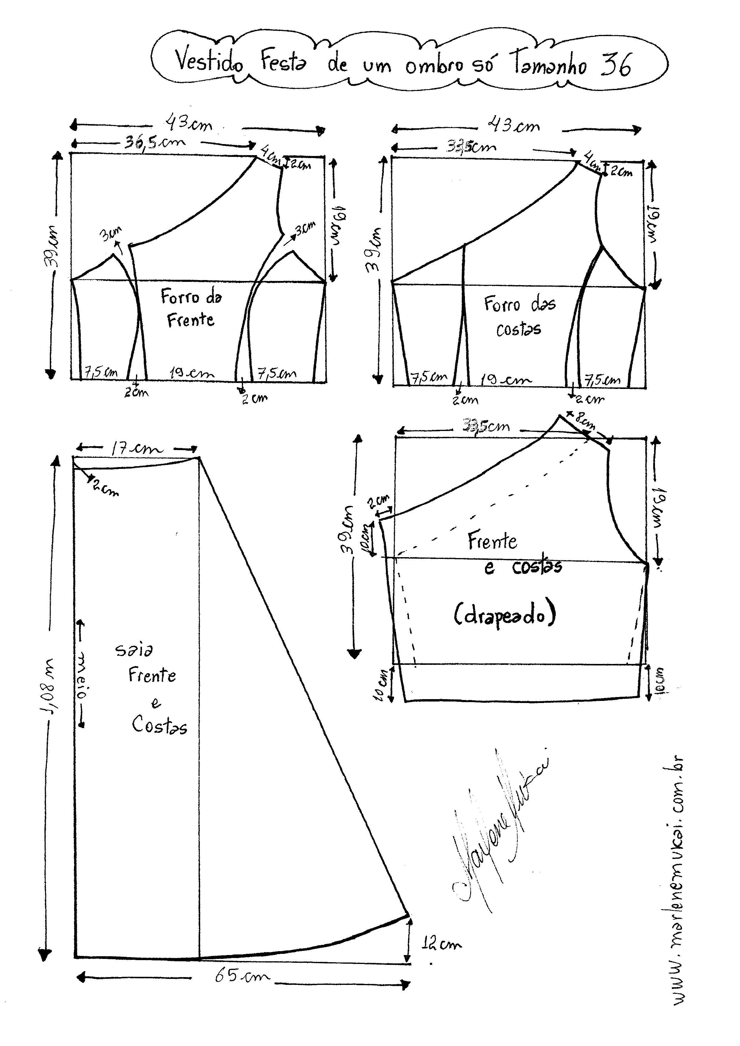Pin de Nidia Ruiz en manualidades | Pinterest | Sewing, Dress ...