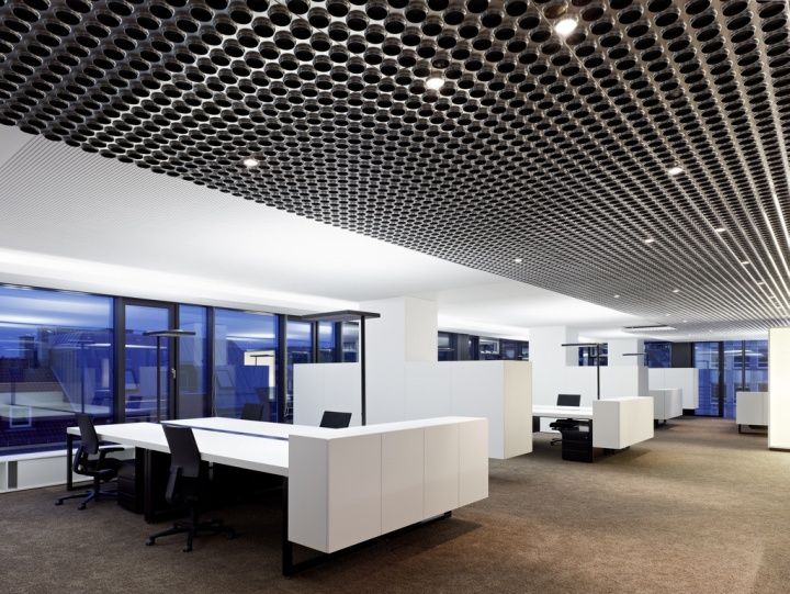 ARCHITECTURE FIRM OFFICES! Schlaich Bergermann and Partner's office