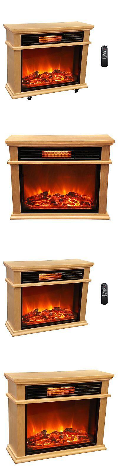 Fireplace Design lifesmart fireplace : Space Heaters 20613: Lifesmart Lifepro 3 Element Portable Electric ...
