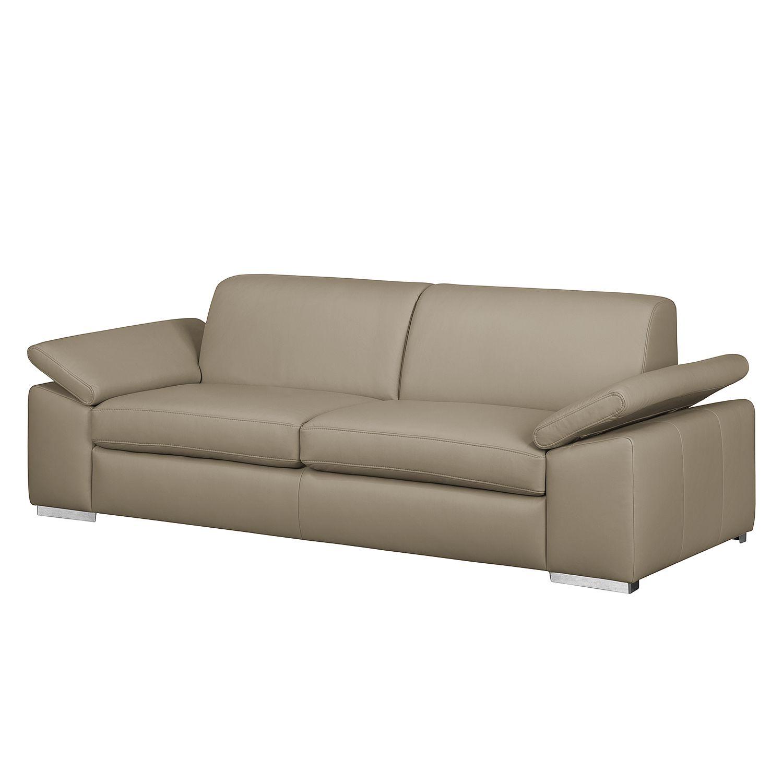 Sofa Termon Iii 3 Sitzer Echtleder Sofas Couch Mit Schlaffunktion Big Sofa Kaufen