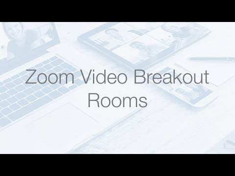 Overview Breakout Rooms allow you to split your Zoom