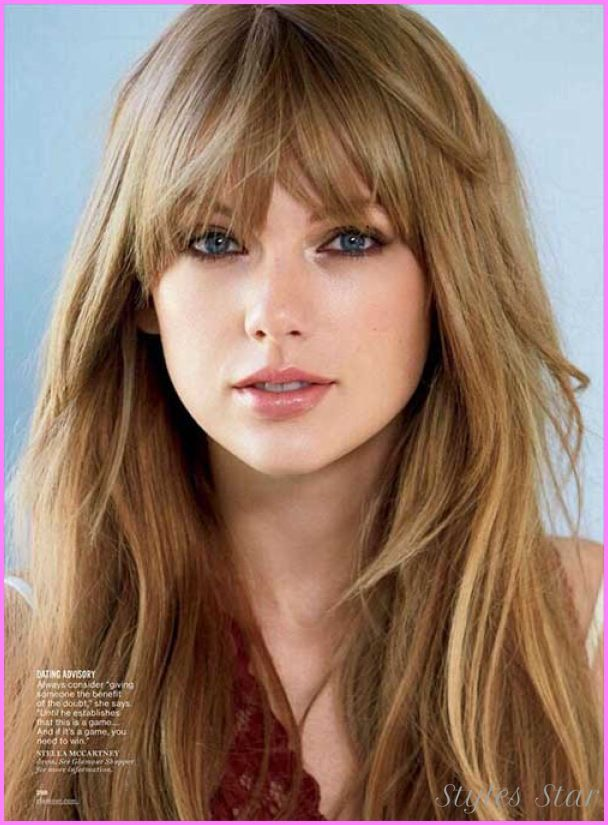 18 Celebrity Hairstyle With Bangsg 608825 Sleeping Beauty