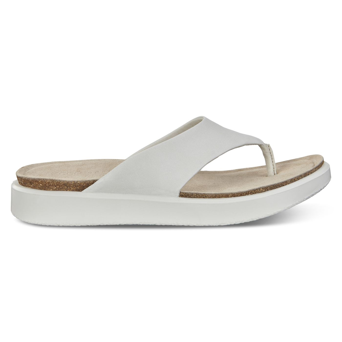 ab6e9be36e ECCO Women's Corksphere Sandal Thong | ECCO® Shoes | I want this ...
