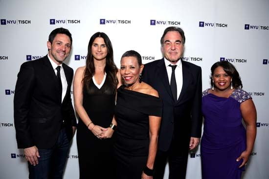 East Met West Recently When Nyu Tisch School Of The Arts Honored Prominent Alumni At Its Annual Benefit Gala Taking Place This Gala Bridesmaid Dresses School