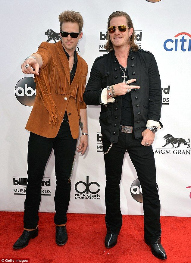 Florida Georgia Line's Brian Kelley and Tyler Hubbard
