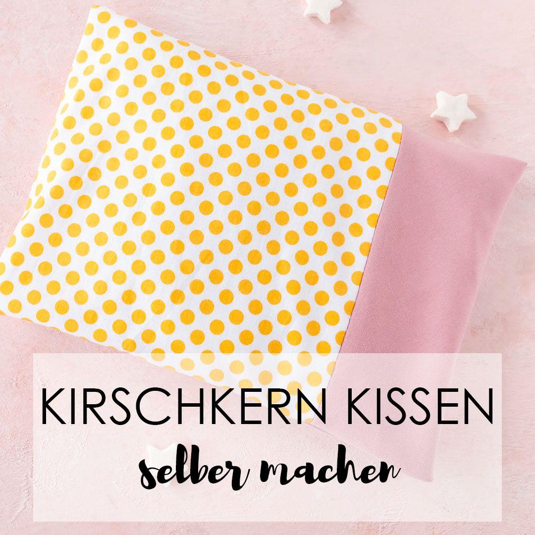 Photo of Kirschkernkissen selber machen