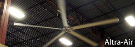 Canarm Explosion Proof Single Speed Exhaust Fan 18in Model