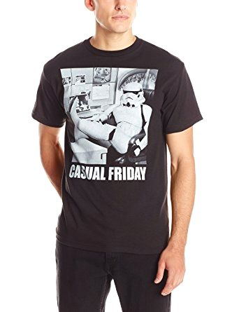 Star Wars Casual Day T-Shirt! Get yours here ➩➩      http://amzn.to/2pKkkqJ