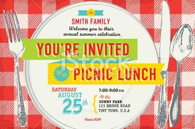 picnic invitation templates free