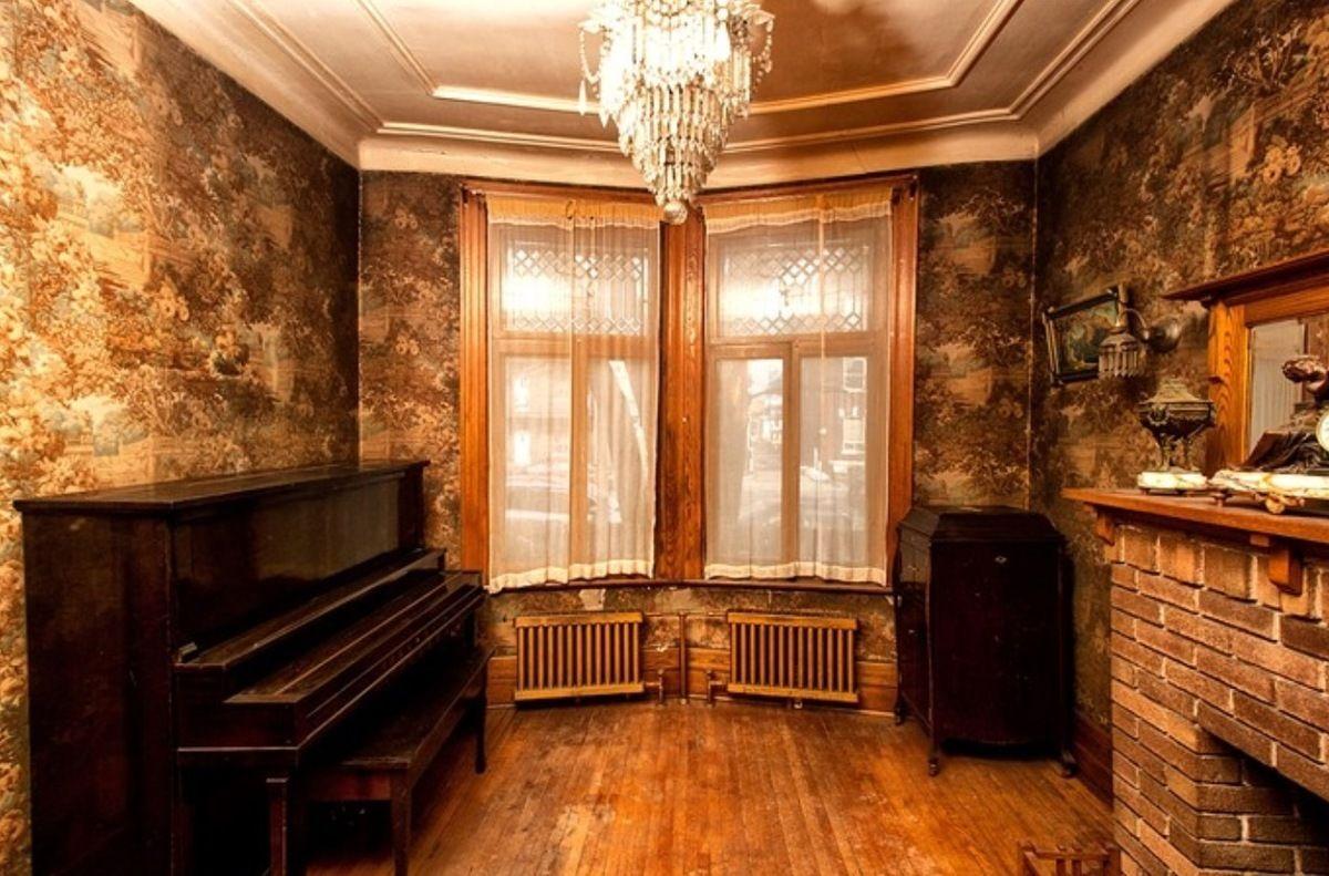 La maison la plus terrifiante de Montréal est toujours en vente