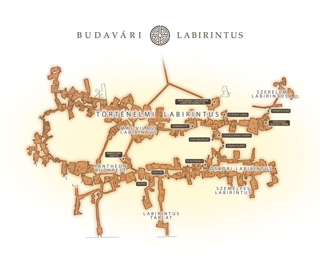 #Labyrinth of Budapest, Hungary