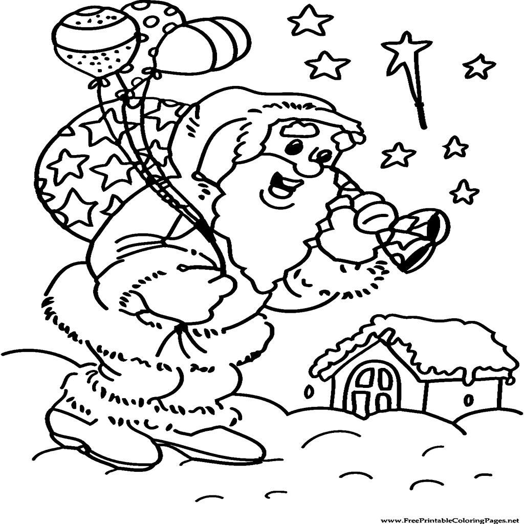 Kleurplaten Van Kerst En Nieuwjaar.Kleurplaten Kerst En Nieuwjaar Nieuwe Kleurplaten Kerst Groep 1 2 20