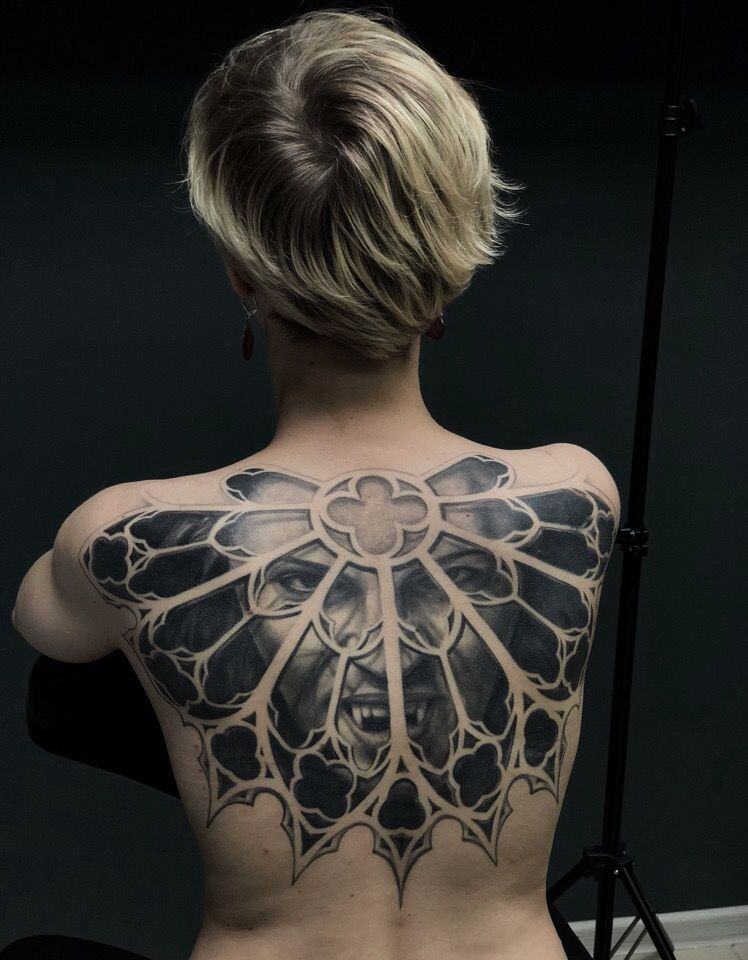 6c579dcd4 30 Of The Most Epic 3D Tattoos |