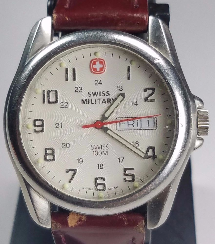 cf4a6a74c8b50f Find great deals for Wenger Swiss Military 79000 Model in Wenger Tin Large  Numbers. Shop with confidence on eBay!