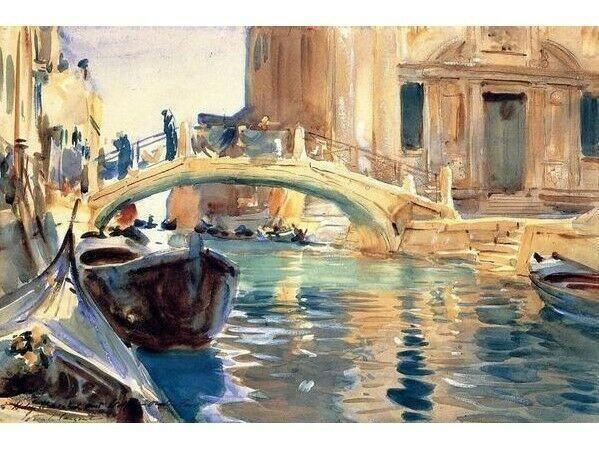 Photo of Venice – John Singer Sargent
