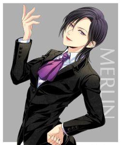 Merlin - Nanatsu no Taizai ~ DarksideAnime