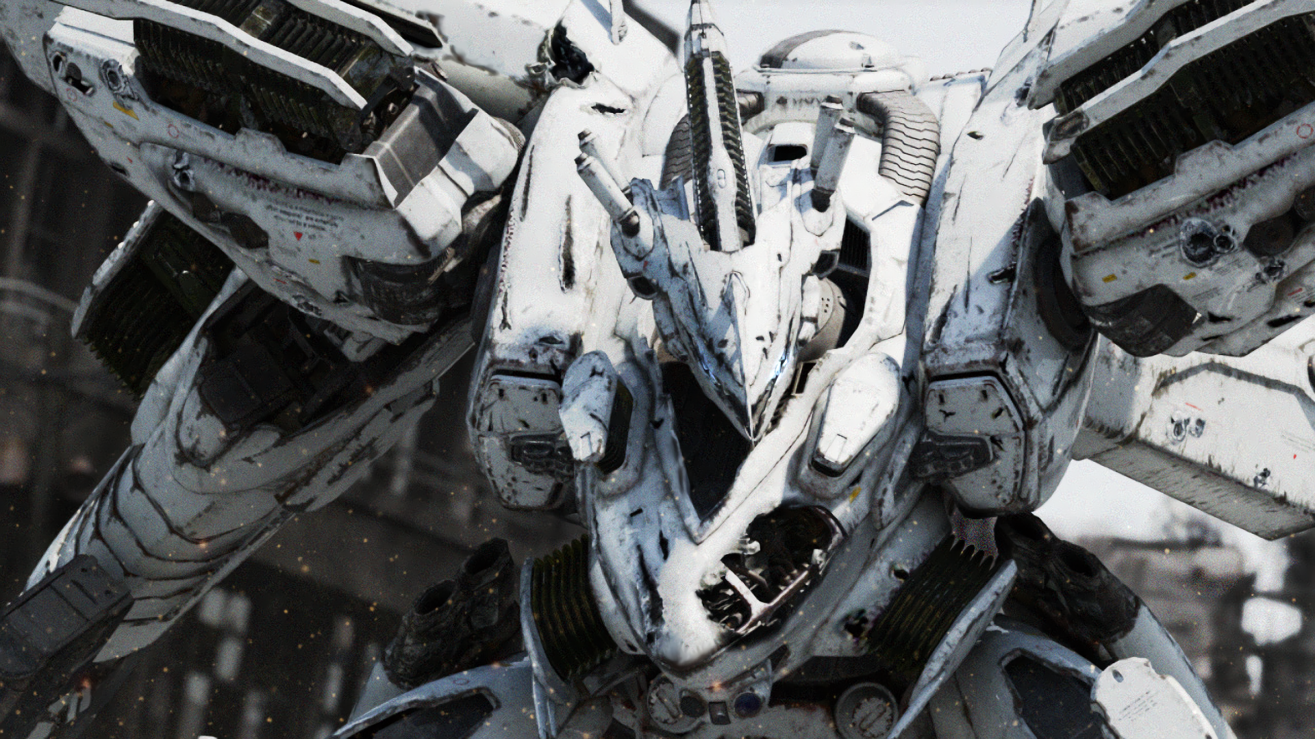 White Glint 1920 1080 Music Indieartist Chicago Armored Core