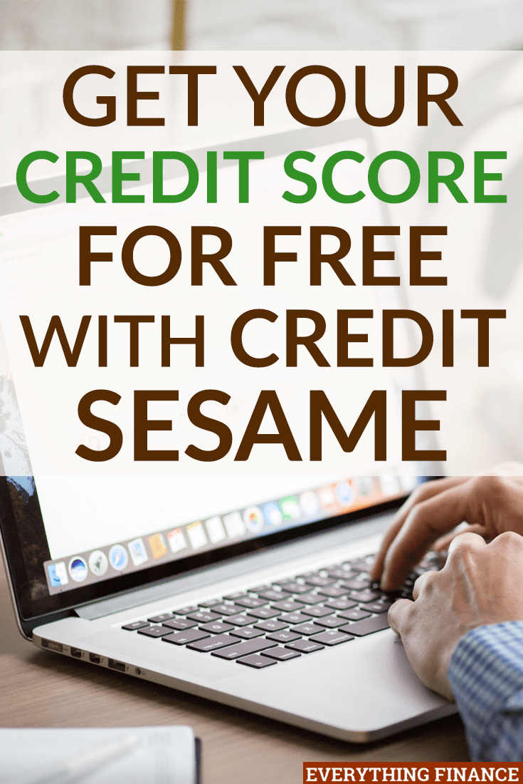 Get Your Credit Score for Free With Credit Sesame What