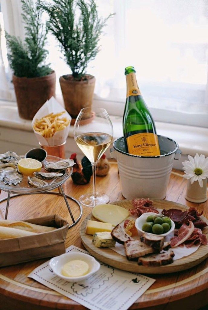 My Birthday Wine and cheese party, Brunch party, Food