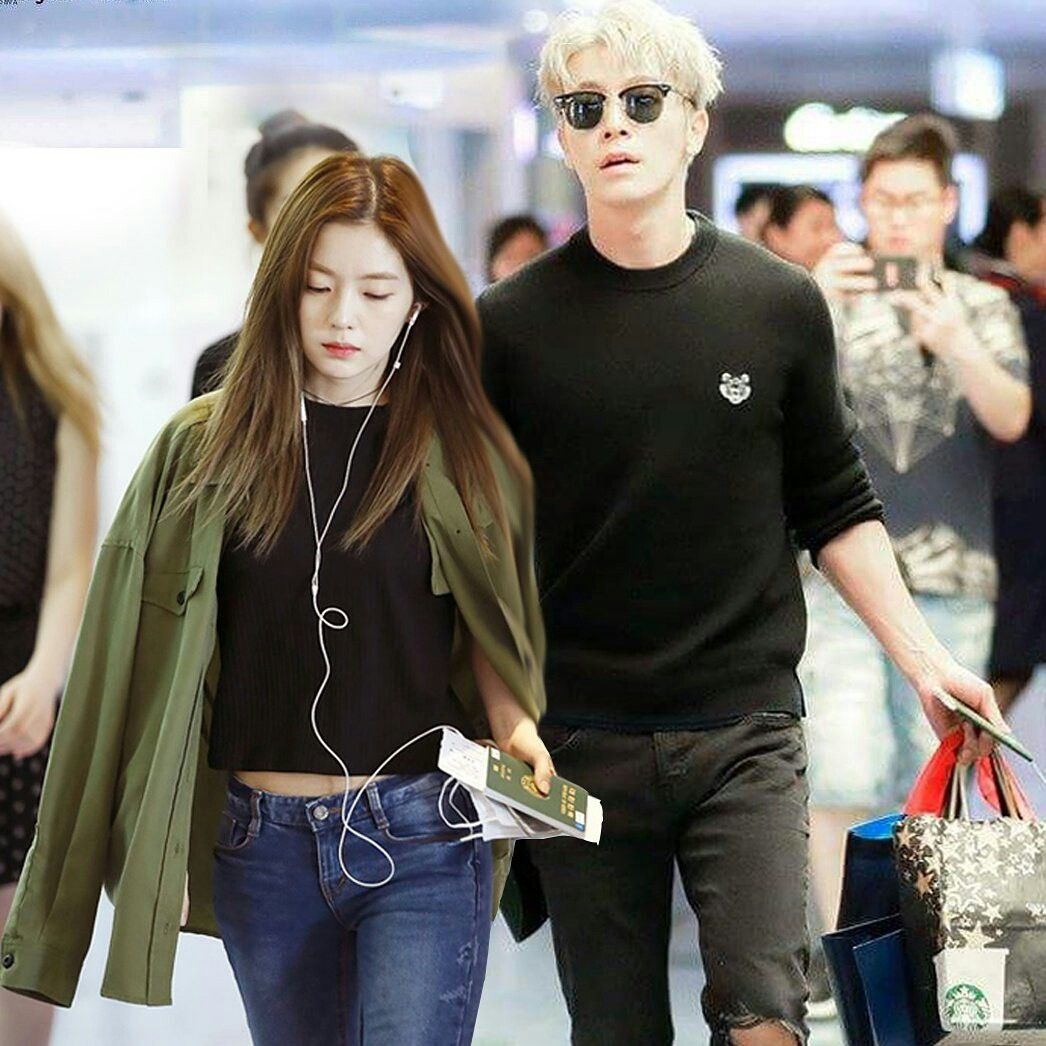 Irene lee donghae and What happen