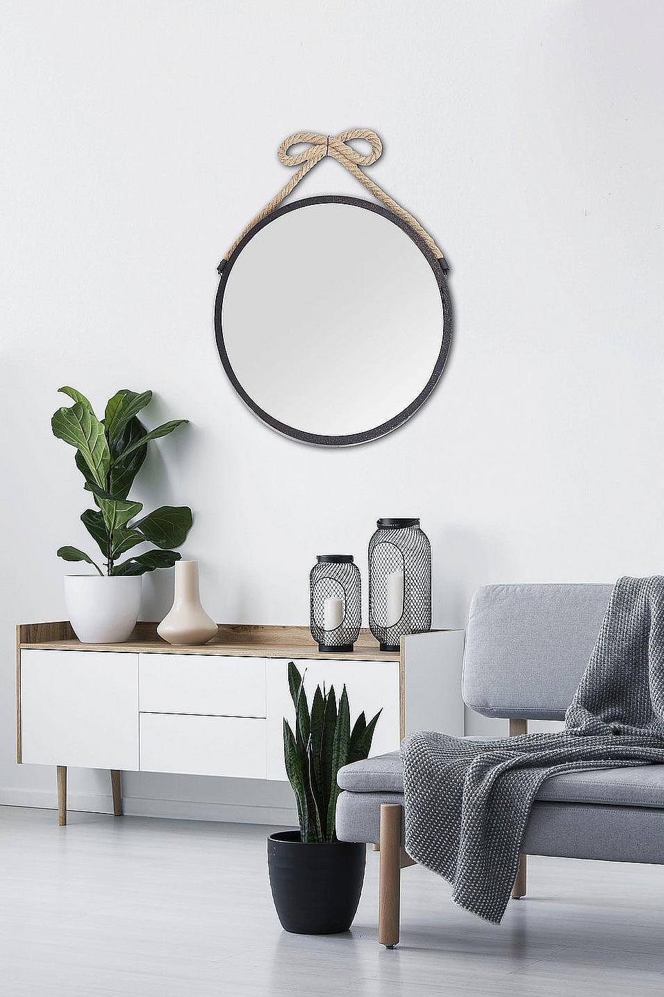 Spiegel »Hannah« kaufen  BAUR  Wandspiegel, Wandspiegel rund