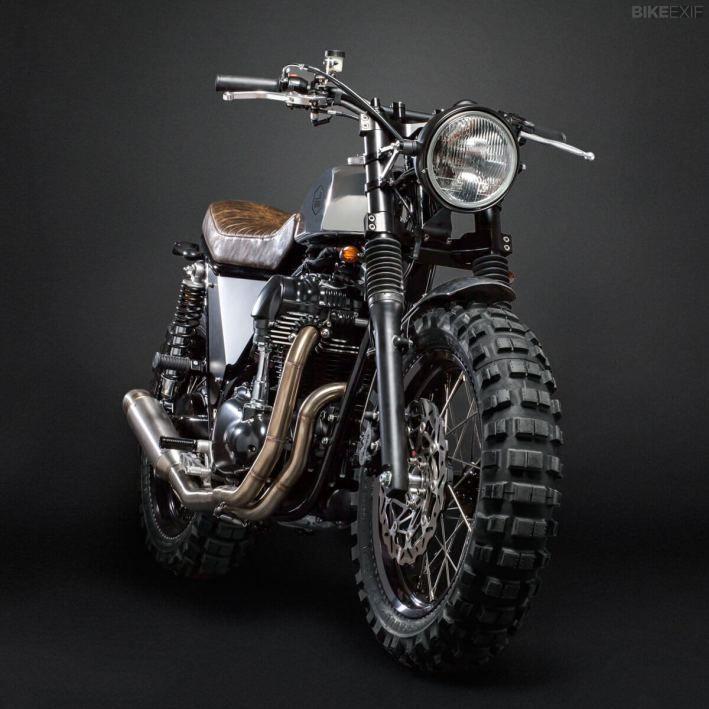 Kawasaki W800 by Di Ferro (5)