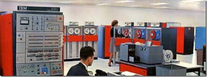 Ibm Mainframe Computers History Google Search Computer History History Google Old Computers