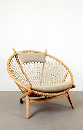 Hans Wegner   Hoop Chair   I Absolutely Love This Chair It Is In One Of