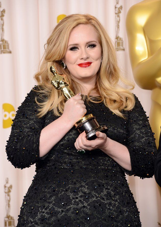 85th Annual Academy Awards Adele (With images) Adele