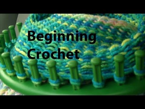 Crocheting With Boye Round Looms Part One Getting Started