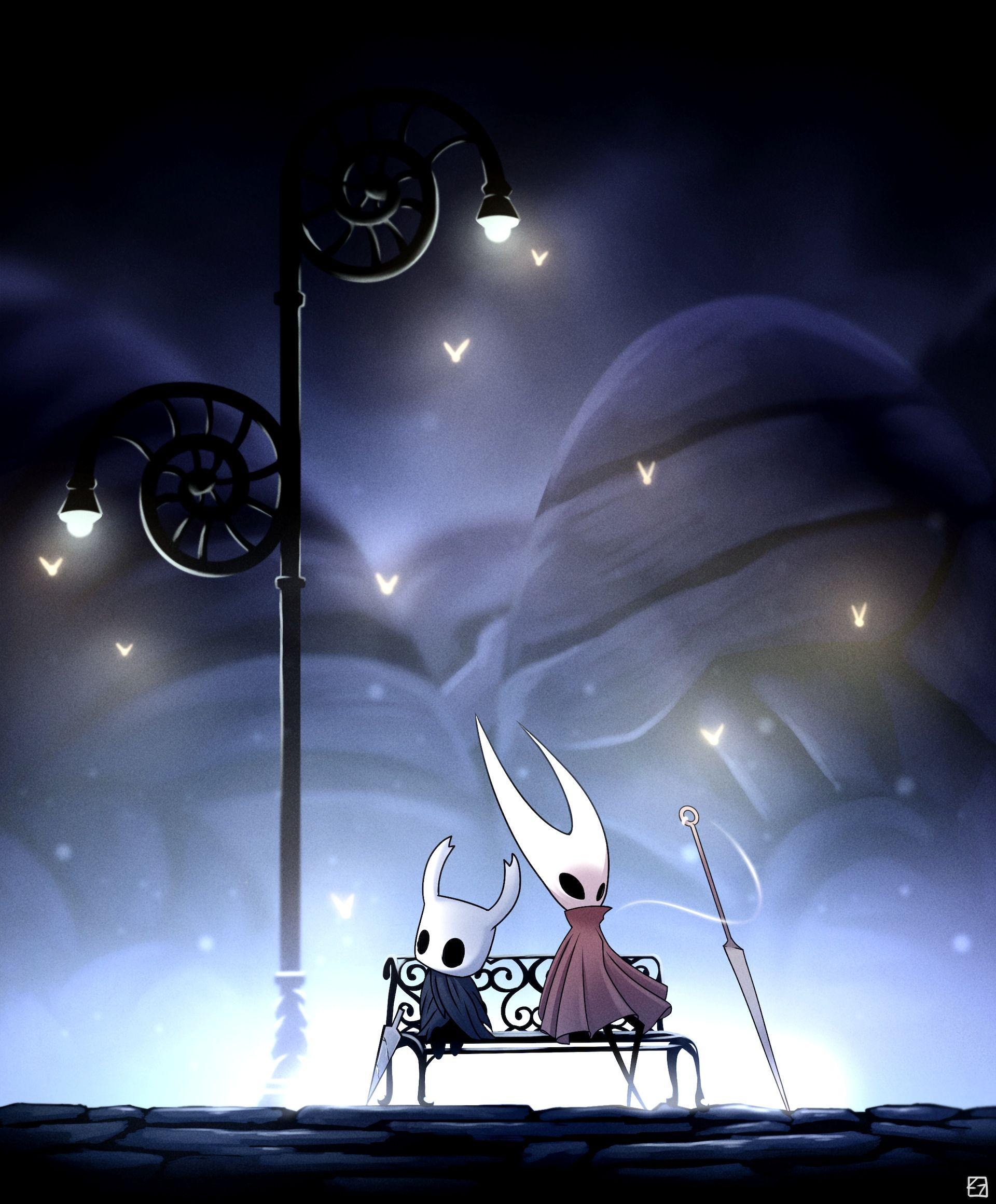 Comunidade Steam Hollow Knight Criaturas de fantasía