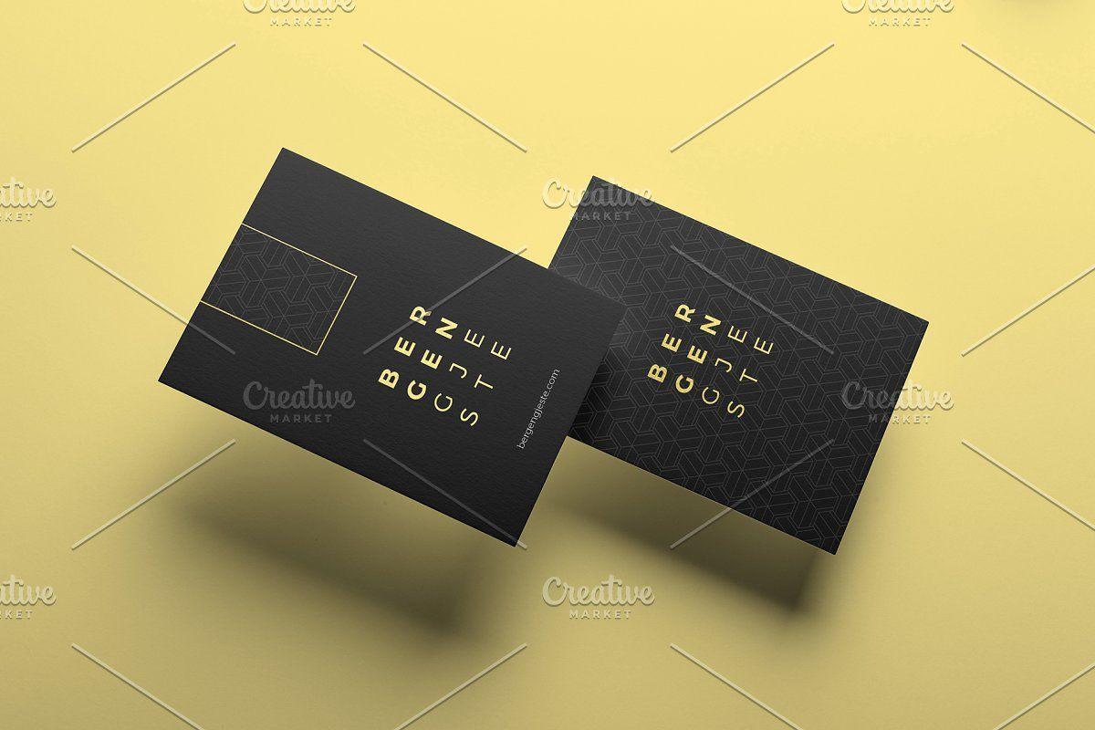 Bg Premium Business Card Duo Premium Business Cards Business Card Template Indesign Templates