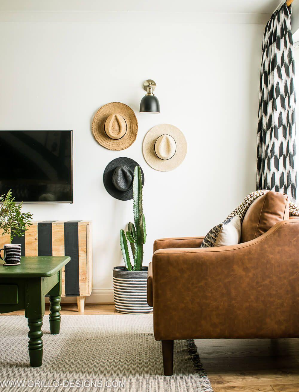 Boho Spring Living Room Tour With Argos Home In 2020 Sp