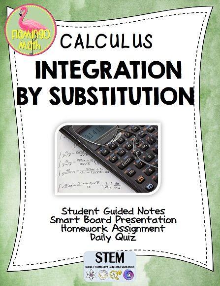 10.3 Usubstitution Definite Integralsap Calculus