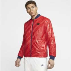 Paris Saint-Germain wendbare Herrenjacke - Blau Nike