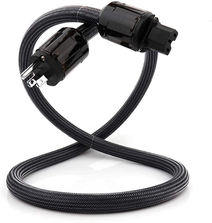 Amazon Com Monosaudio Hi End Hifi Audio Ac Power Cable Power Cord Us Plug Hifi Audiophile Power Cord 125v 15a Hi End Bra In 2021 Hifi Audiophile Hifi Audio Audiophile