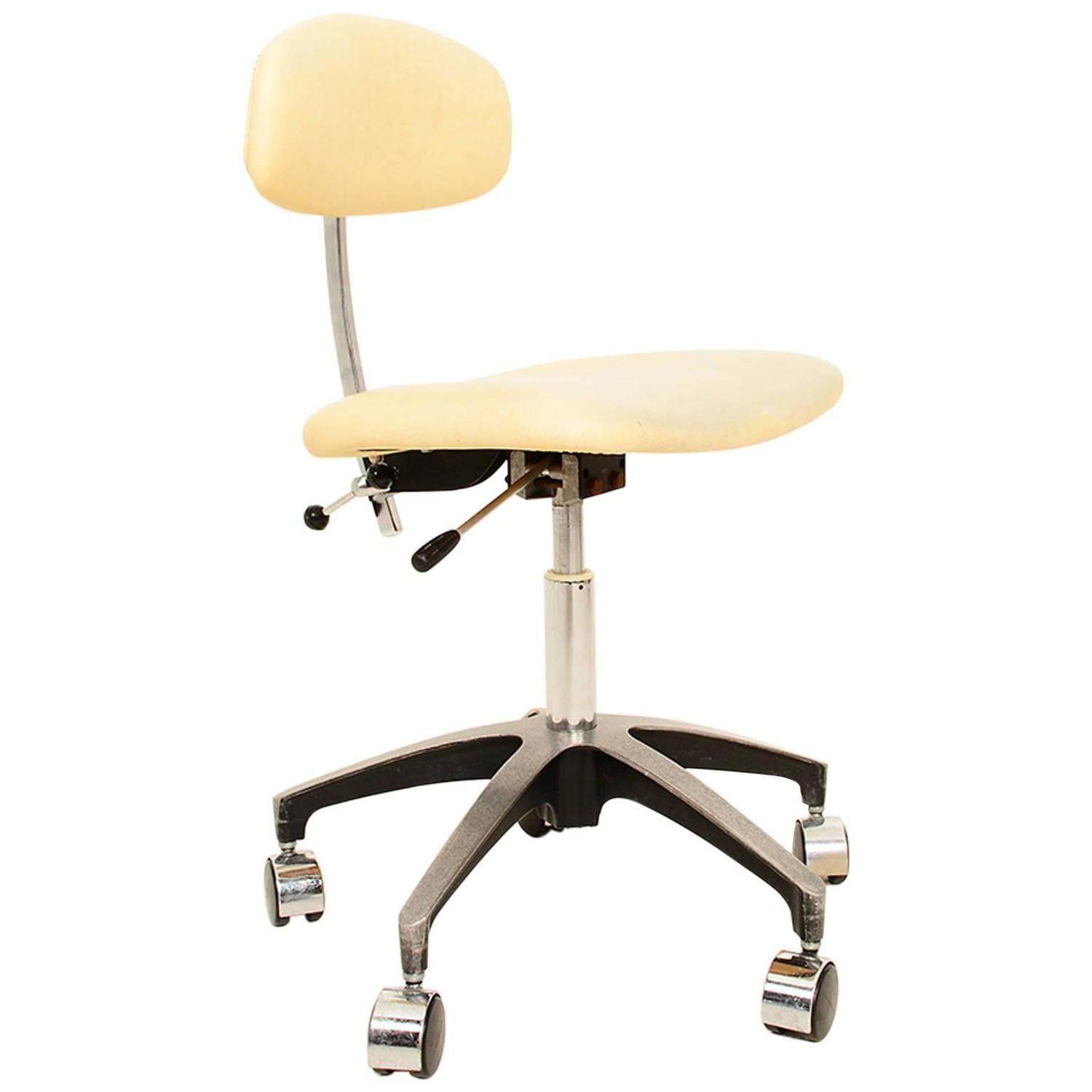 vintage office chairs for sale. Mid-Century Modern Industrial Office Desk Chair Vintage Chairs For Sale