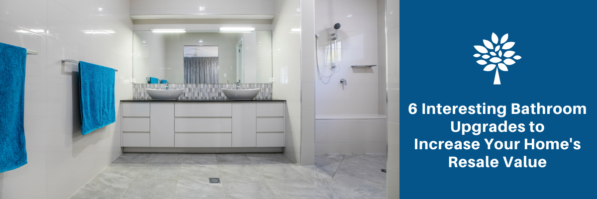 6 Interesting Bathroom Remodel To Increase Your Home S Resale Value In 2020 Add A Room Bathroom Upgrades Upgrade