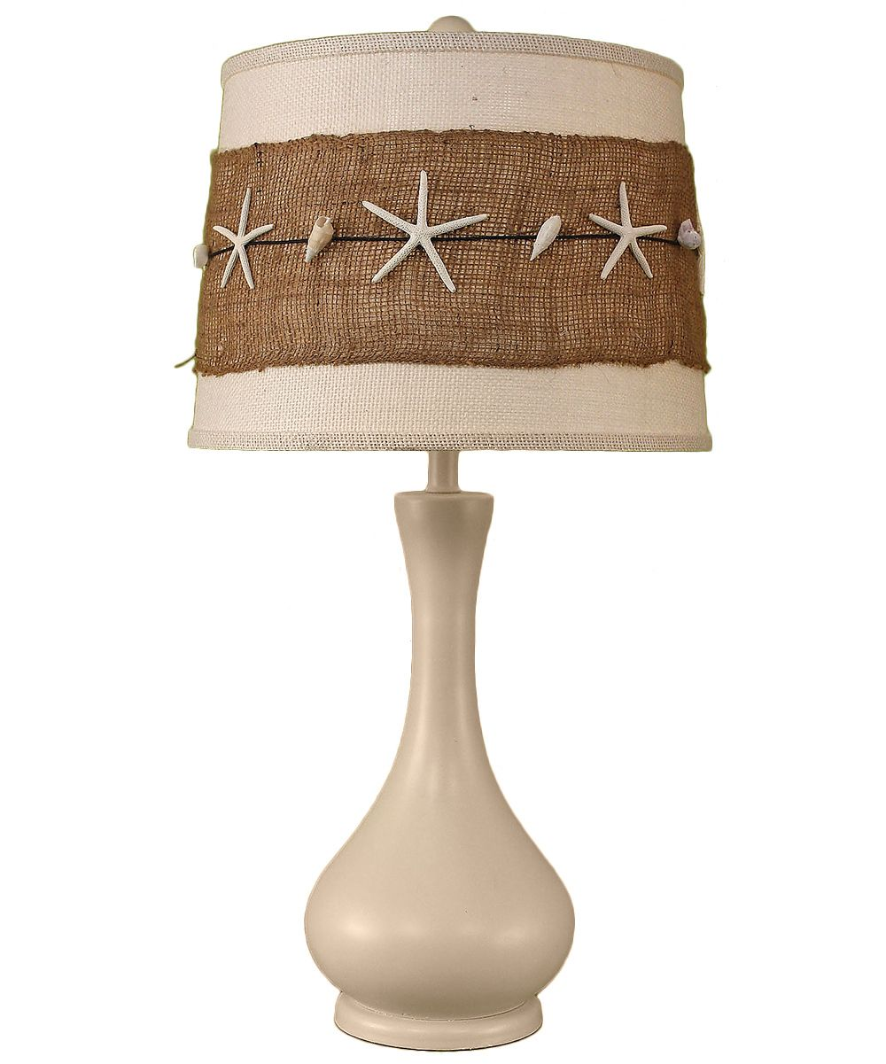 Starfish Table Lamp | Things I love | Pinterest ...