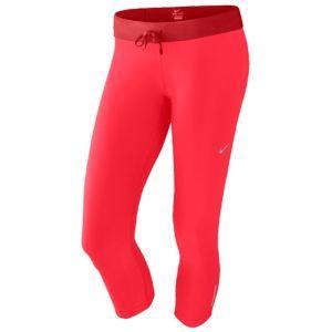 674dcac5b257  jglohrke maybe do red capris  Nike Relay Capris - Women s at Lady Foot  Locker