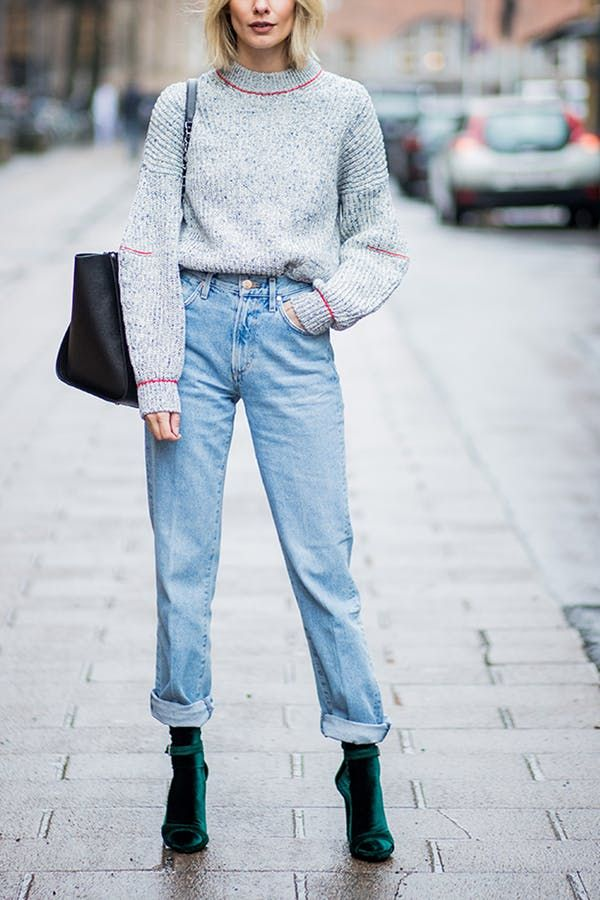 8 Easy Outfits That Will Make You Look Taller #easyoutfits
