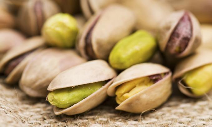 ★  Los 10 beneficios del pistacho