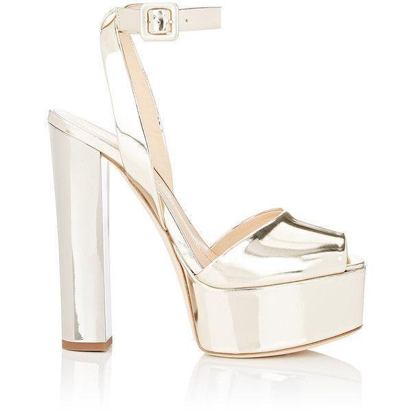 05716da57dfd5b Giuseppe Zanotti Women s Bi-Color Platform Sandals (2