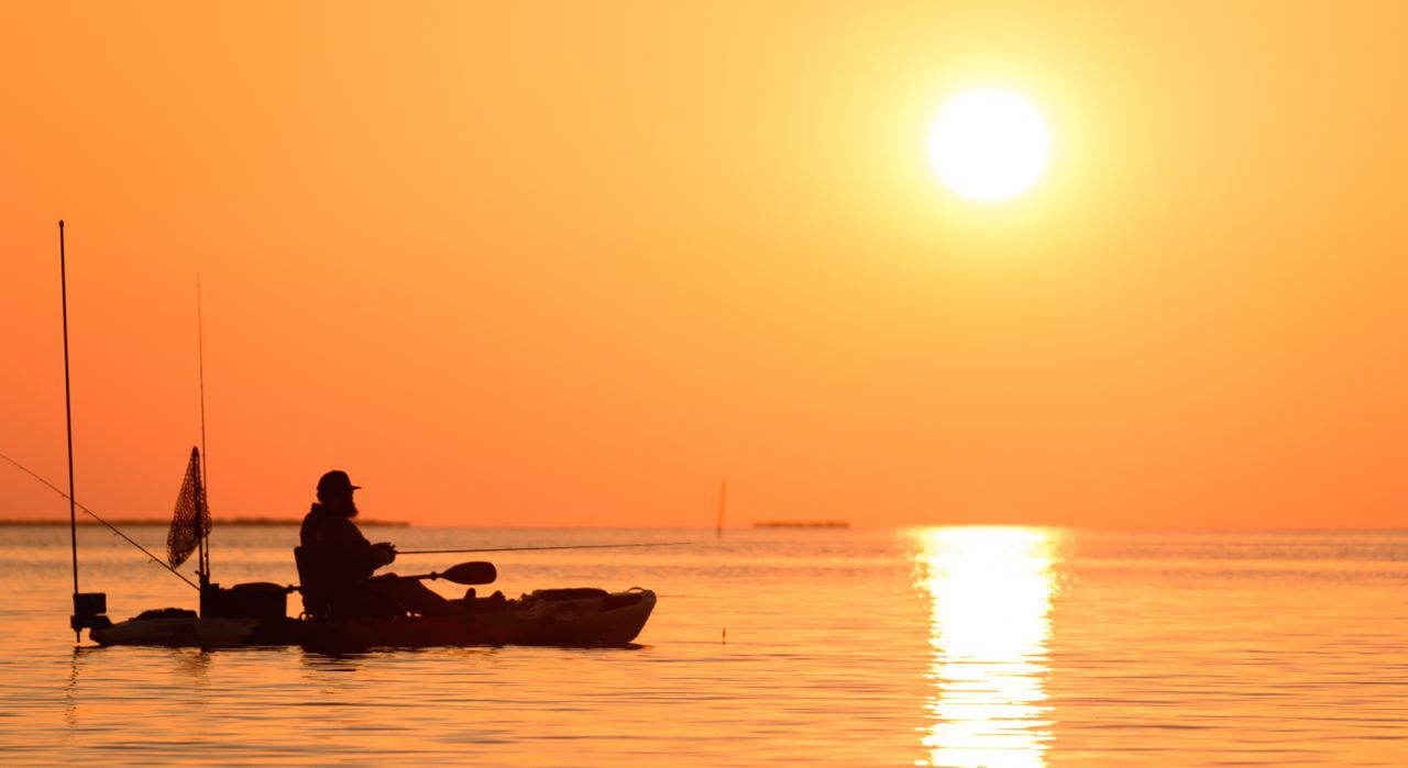 7 Reasons to Try Kayak Fishing | Bending Branches
