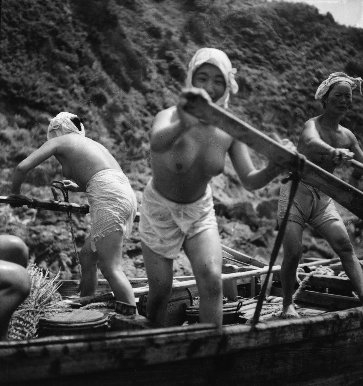 японские ныряльщицы за жемчугом фото повторюсь