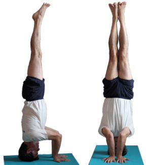 salamba sirsasana iii  asanas  invertidas  yoga